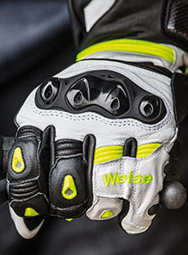 Weise Lancer Glove with Knox SPS technology