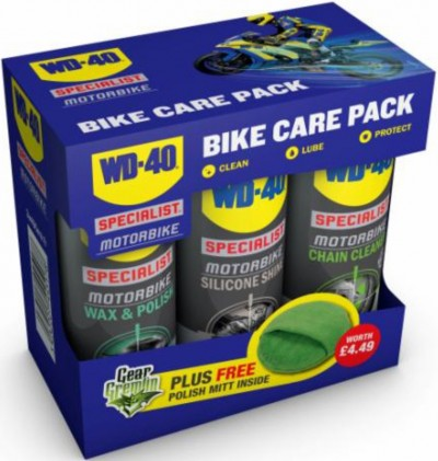 WD40 Triple Pack
